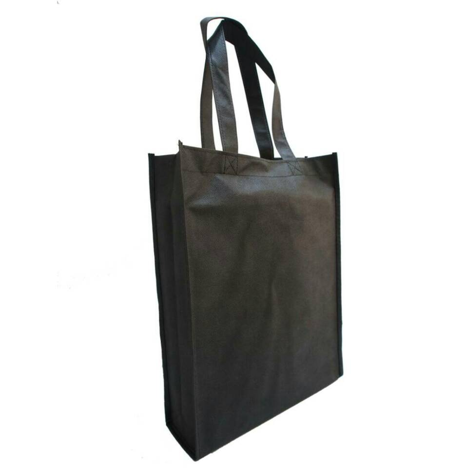 Black Non-Woven Bag