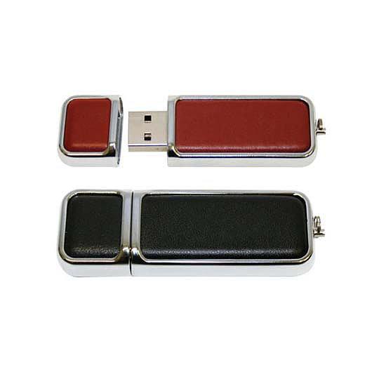 Leather USB Thumb Drive 201