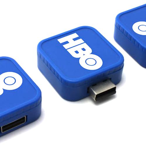 Plastic housing USB Drive P234