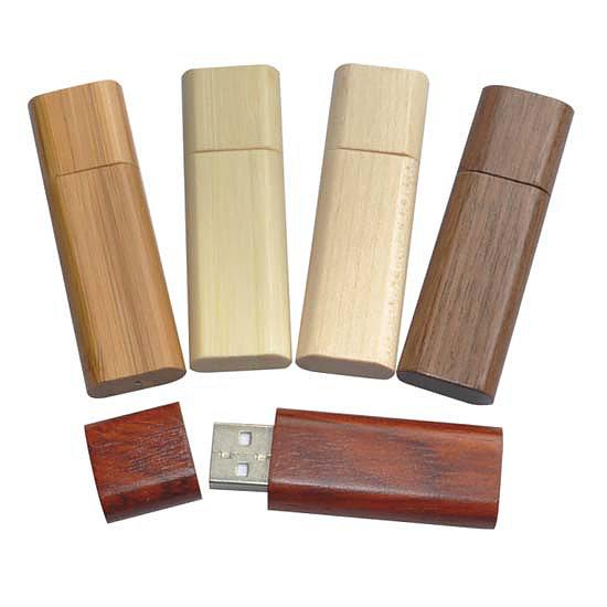 Wooden USB Flash Drive W105