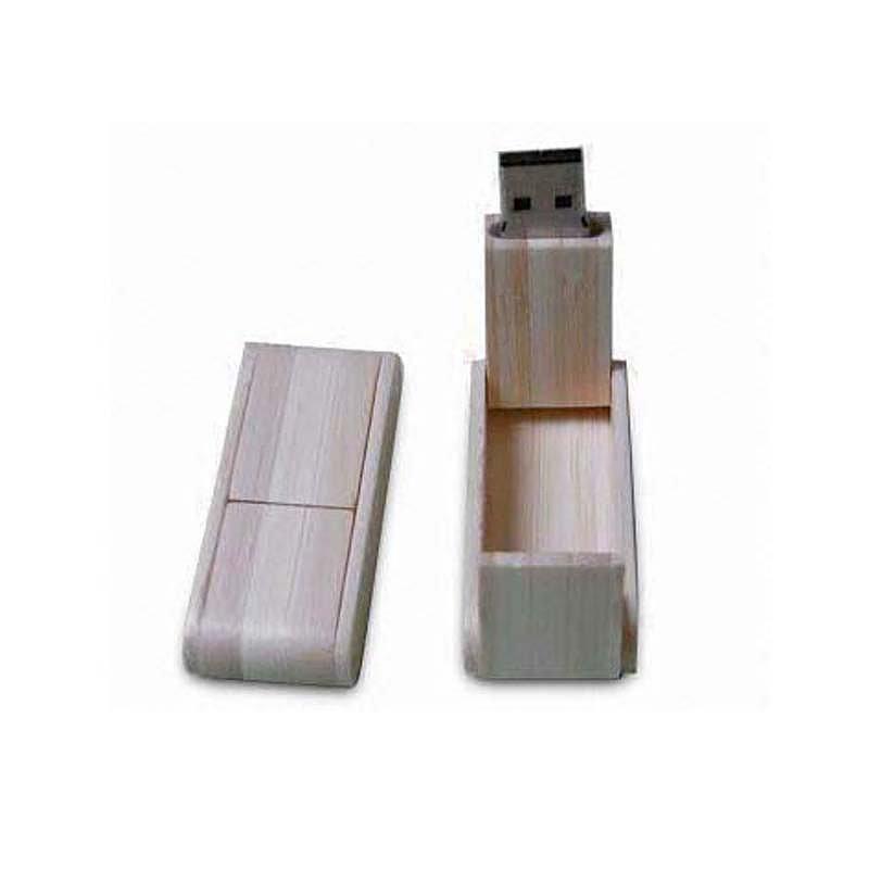 Wooden USB Flash Drive W126
