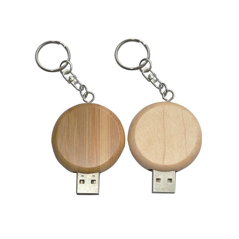 Wooden USB Flash Drive W144
