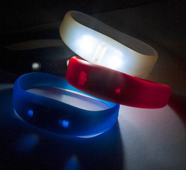 LED Shake 4 Glow Wristbands