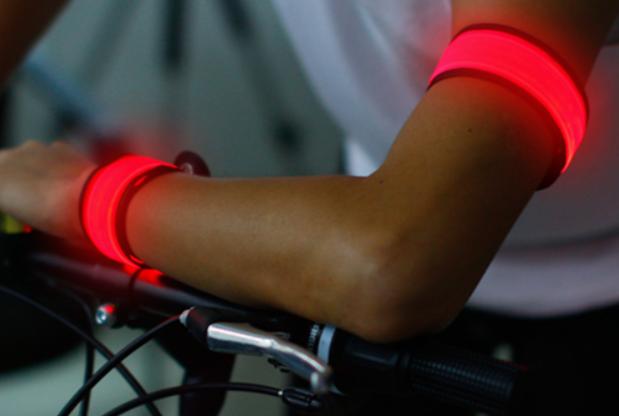 LED Slap Bracelet 3