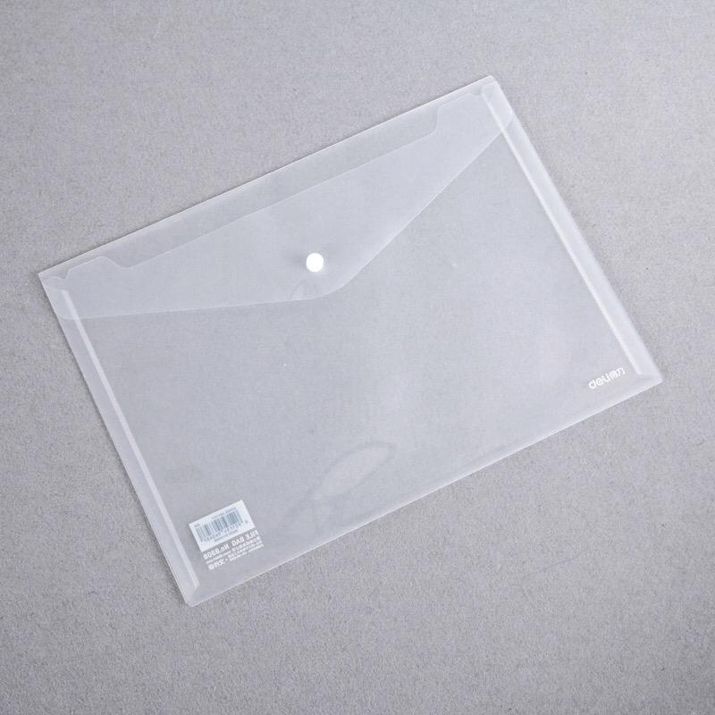 Transparent Plastic File Holder