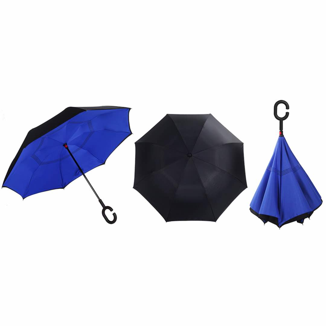 24inch Inverted Umbrella - Blue