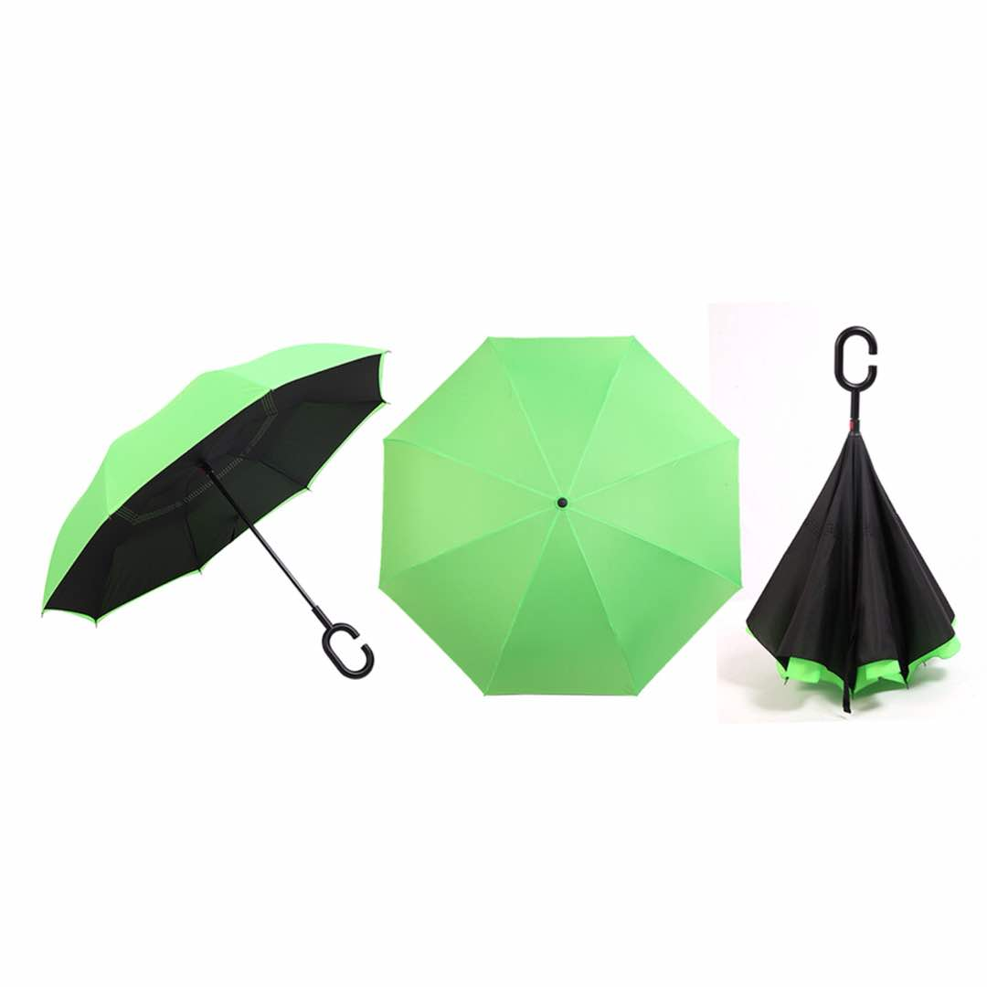 24inch Inverted Umbrella -Green