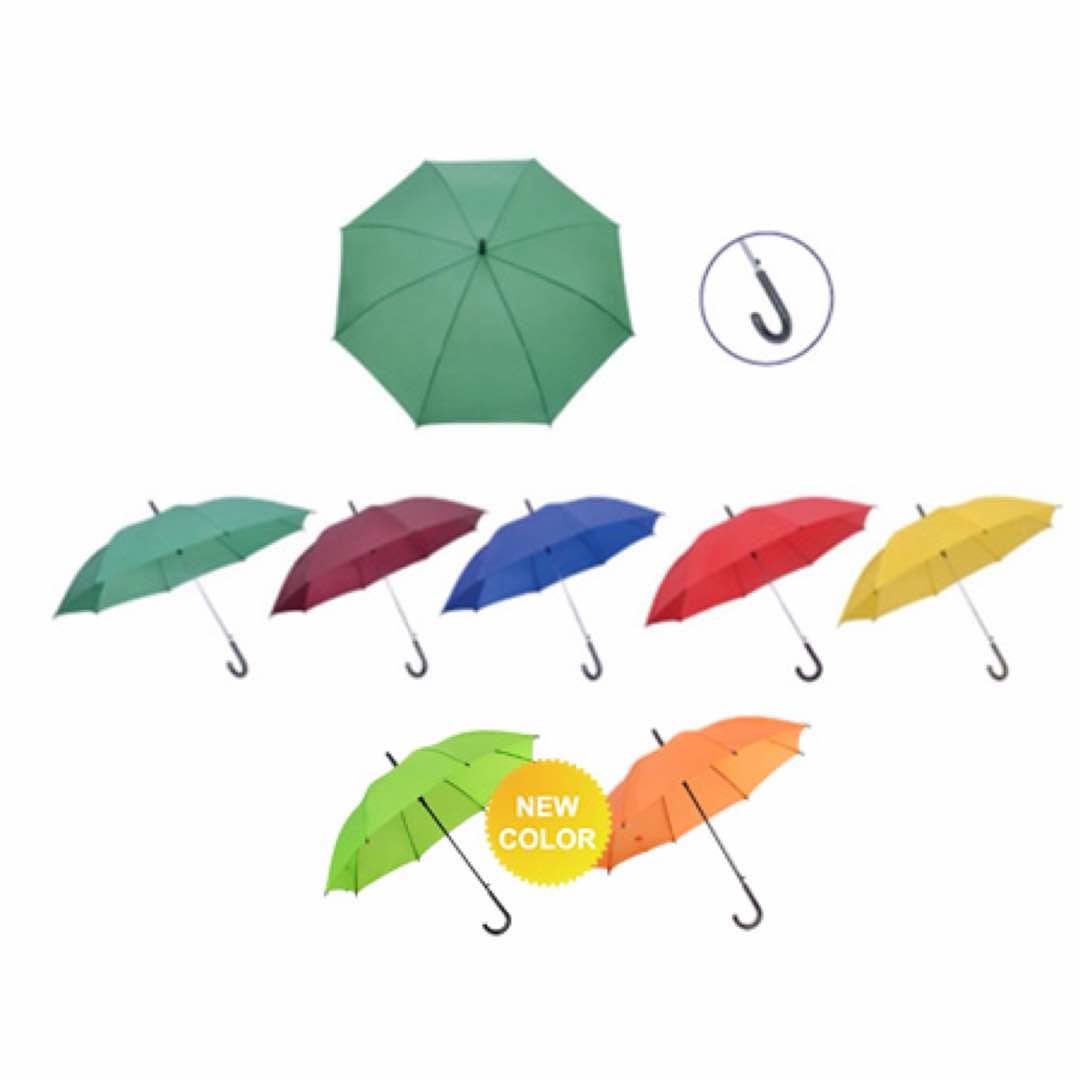 24inch Silver Coated Umbrella