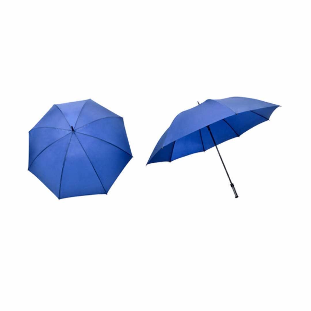 30inch Nylon Taffeta Golf Umbrella - Blue