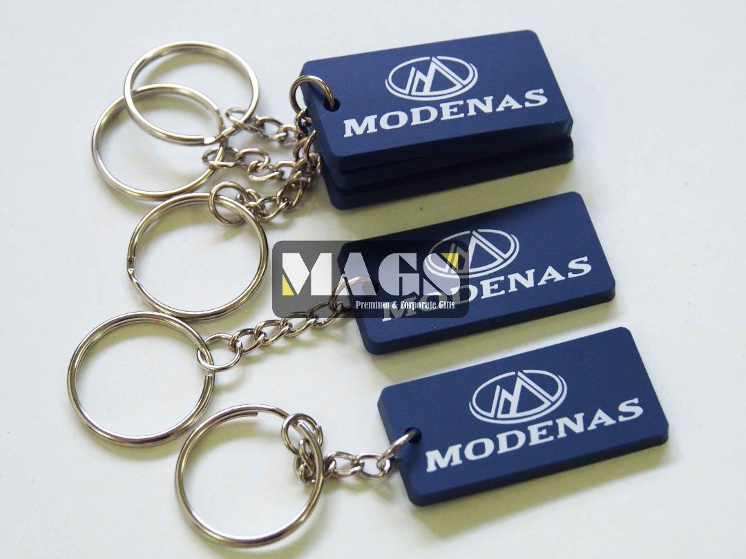 PVC Keychains Modenas