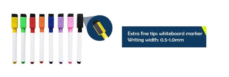 White Board Fridge Magnet Marker