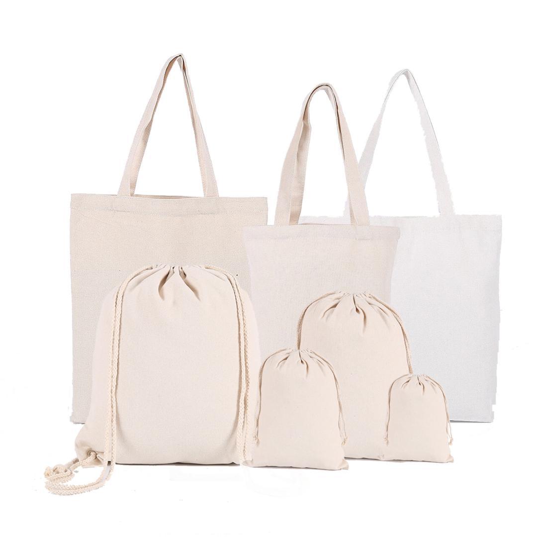 Custom Made Canvas Bag 1
