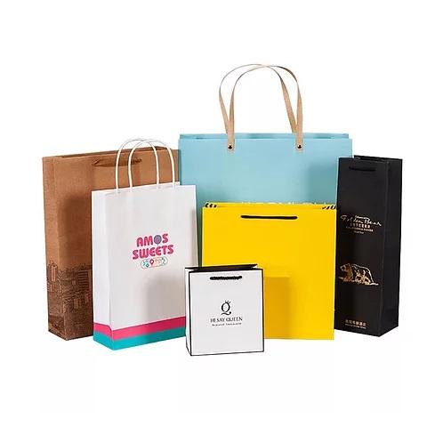 Custom-made Paper Bag - 1