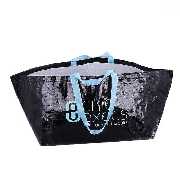 Woven Shopping Bag 1